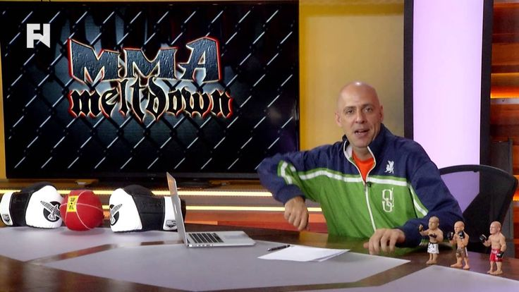 "cool Gabe's Video of the Week - Michael Page Catches a Cyborg at Bellator 158 on MMA Meltdown http://fightnetwork.com/- Gabe Morency offers his video of the week consisting of Michael"" Venom"" Page's vicious flying knee knockout of Evangelista ""Cyborg"" Santos at Bellator 158 on MMA Meltdown. Analyze it out!  For additional security of MMA, boxing and pro-wrestling check out..."