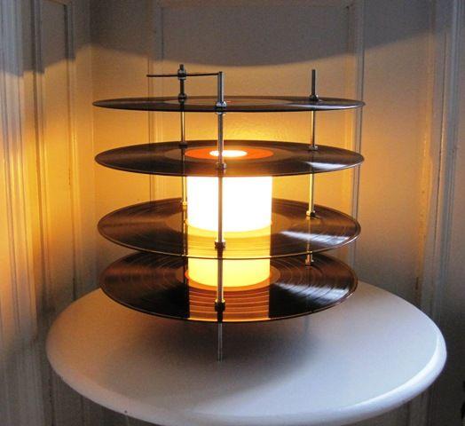 Nice! Genanvendt Design Lampe:  Unikke designlamper lavet af genanvendte materialer