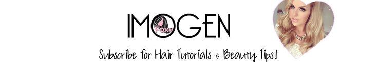Imogen Foxy Locks - YouTube Tutorials