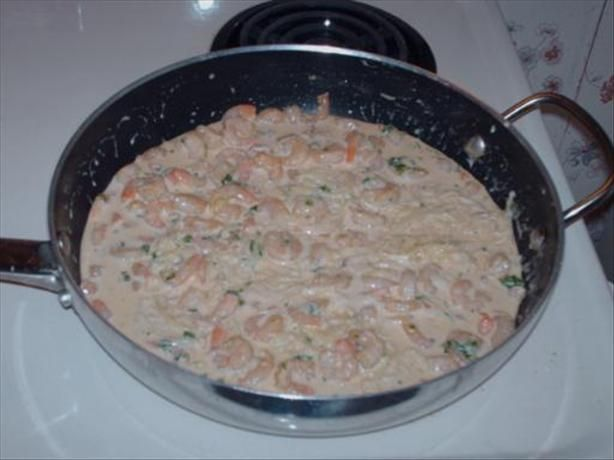Shrimp and Pasta With Creole Cream Sauce from Food.com: From Southern ...