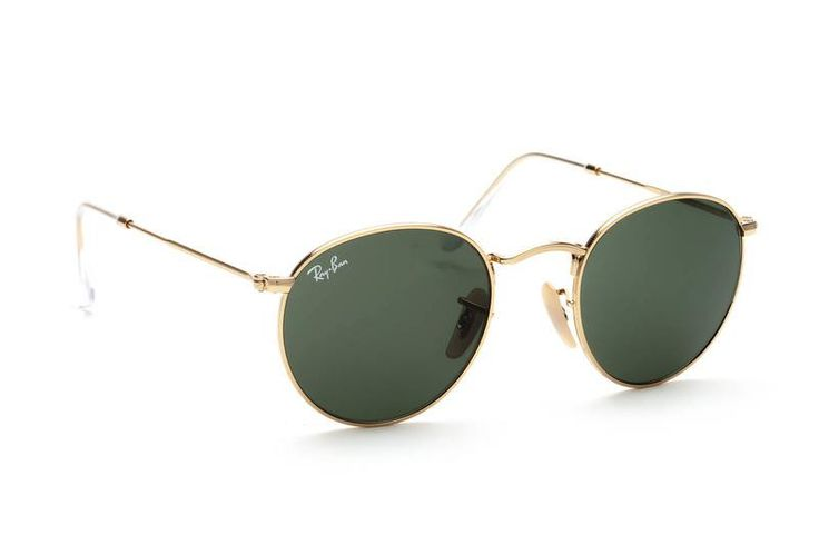 Ray-Ban Round Metal RB 3447 001 47
