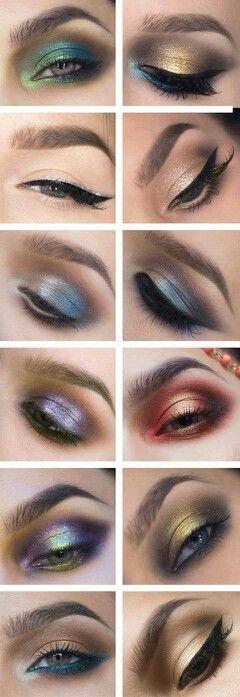 Spring/summer 2016 eyeshadow                                                                                                                                                                                 Mehr