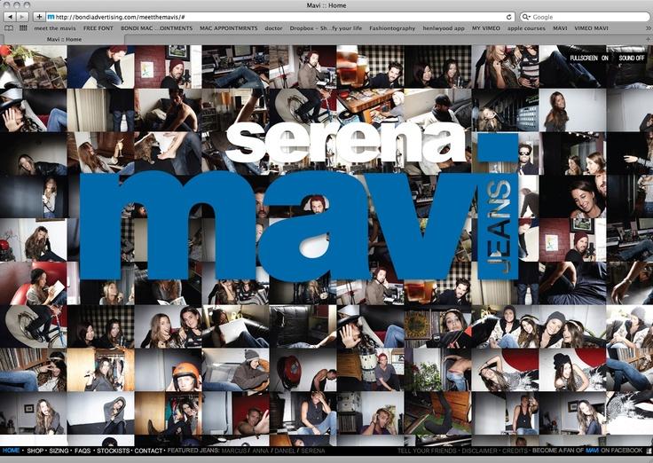 Meet the Mavi's ! #mavi #advertising