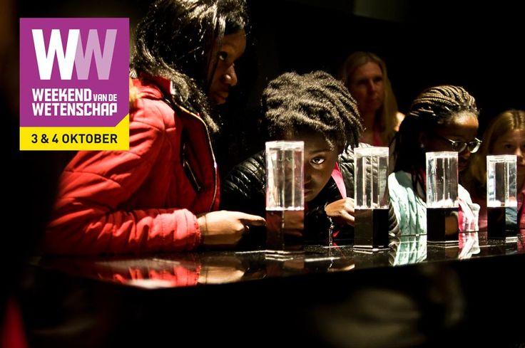 Weekend van de Wetenschap bij BODY WORLDS in Amsterdam - Kinderen tot 15 jaar gratis! Kijk gauw op www.bodyworlds.nl/weekend-van-de-wetenschap-2015