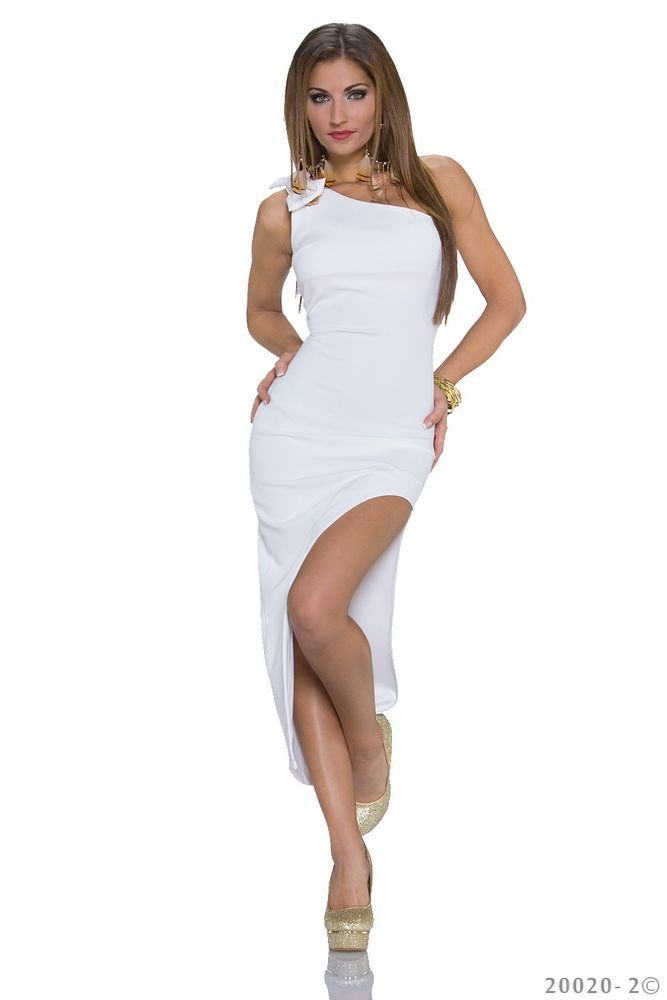 Robe blanche collection ete 2015