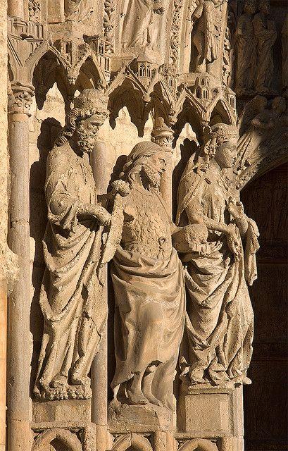 Leon Cathedral, Leon, Spain