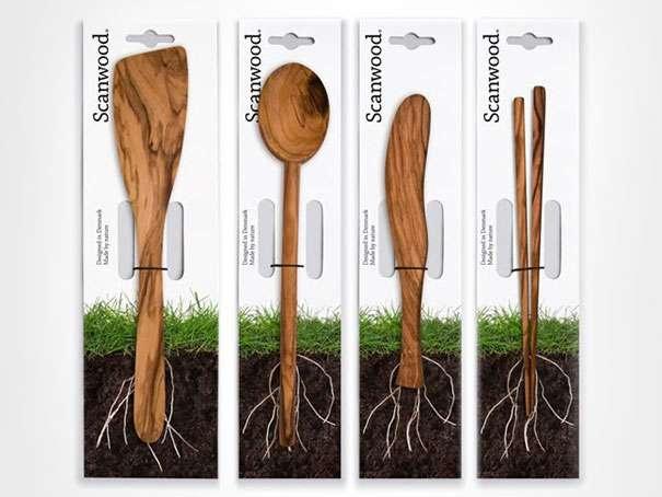 creative packaging - scanwood