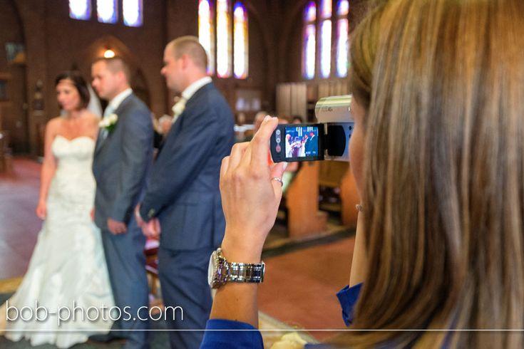 Kerkelijk huwelijk Martinus kerk Rucphen.bob-photo.com