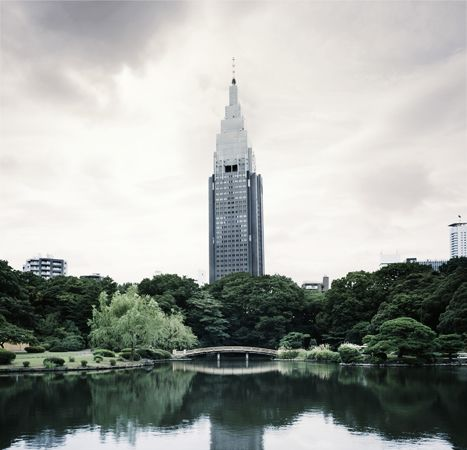 © bernhard quade photography -   Tokyo Skyscraper 2016 JP 13-10-16 04-02