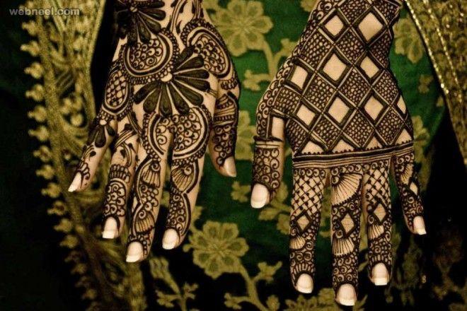 mehndi design backhand