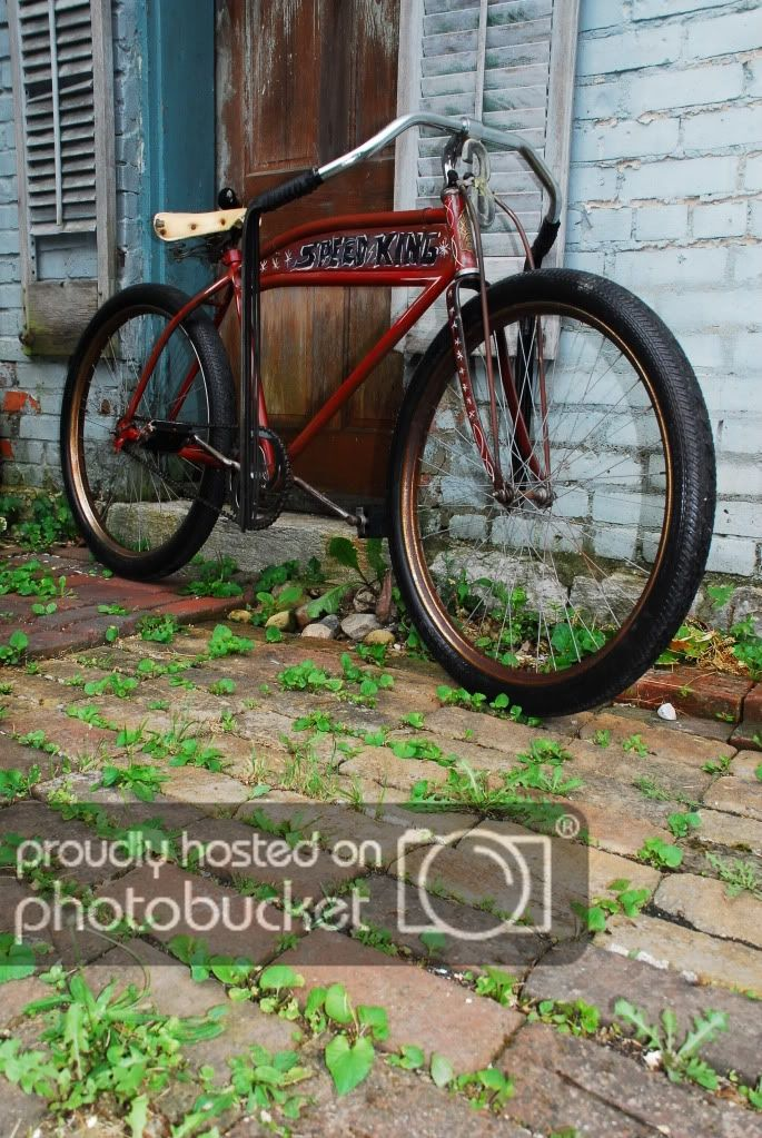 Click This Image To Show The Full Size Version Rat Rod Bike Cruiser Bicycle Bike Restoration