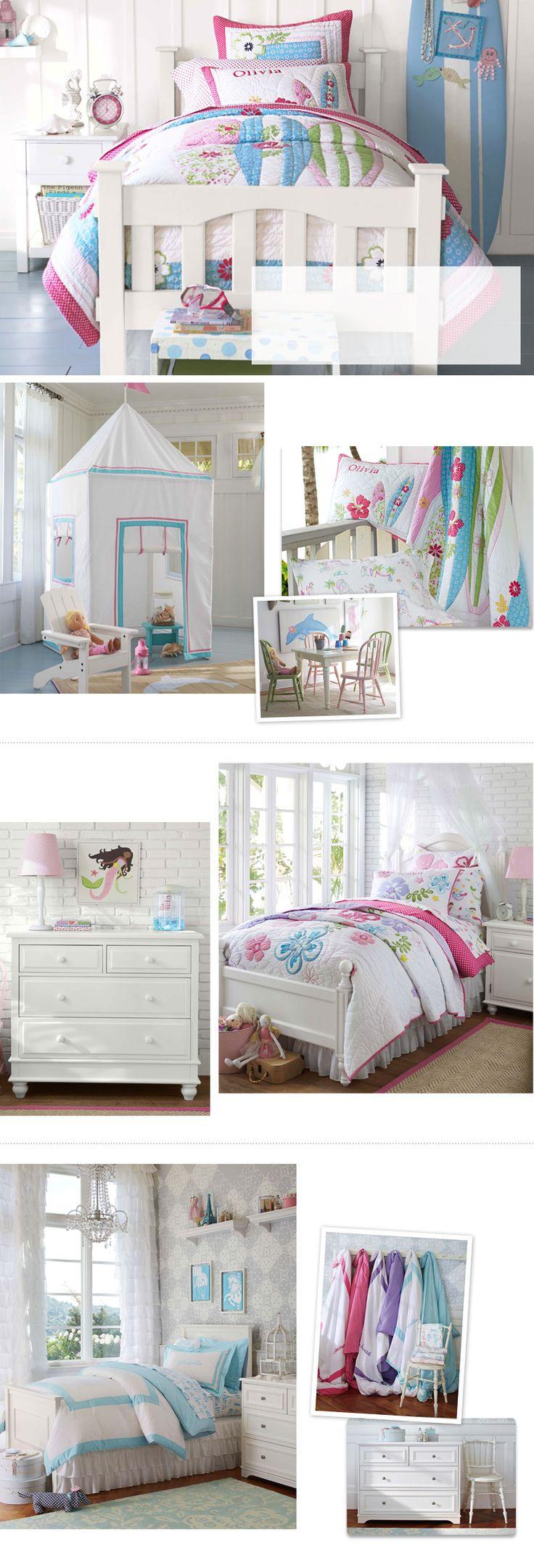 Girls Bedroom Ideas & Girls Room Ideas   Pottery Barn Kids