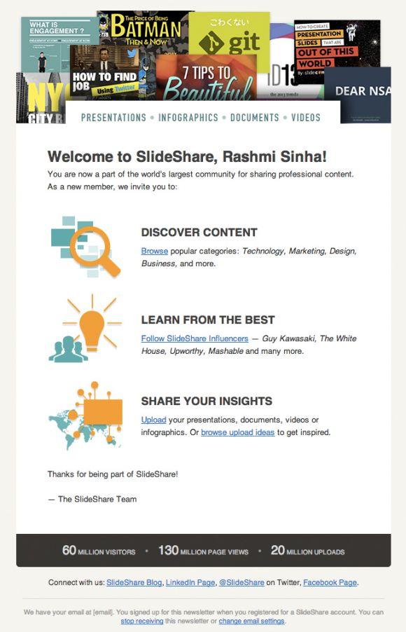 best newsletter examples
