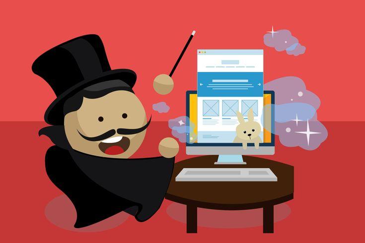 The #Magic of Custom #Web #Design (& the Cost of Web Design Today)
