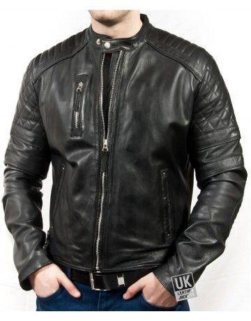 25 best Mens Leather Biker jacket images on Pinterest | Men online ...