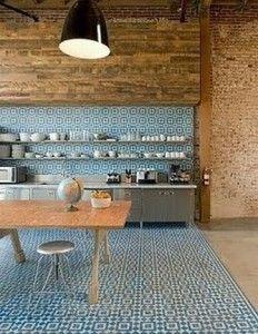 Azulejos w kuchni