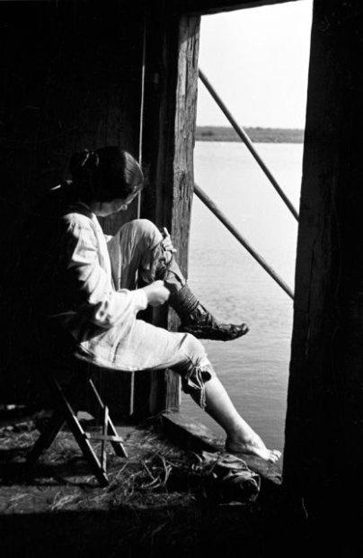 photo by Zofia Chomętowska from '30s.