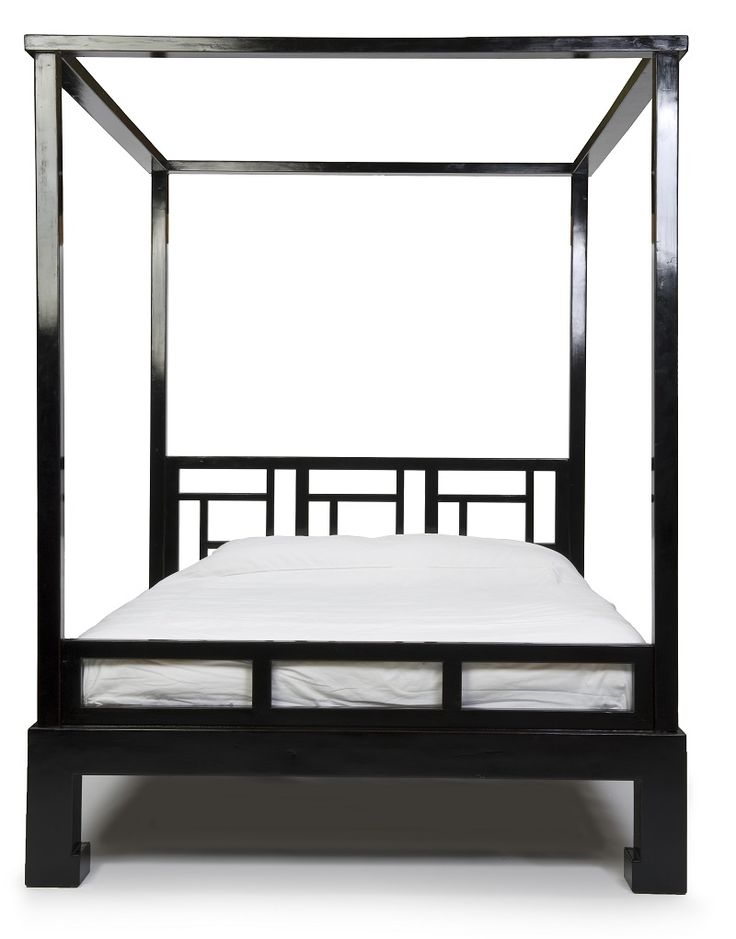 1000 ideas about 4 poster beds on pinterest 4 poster for Black four poster beds