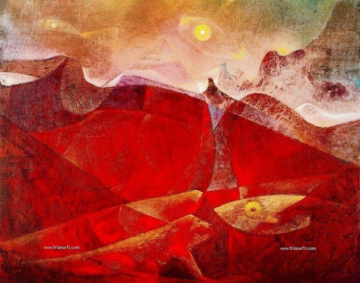 El surrealismo de Max Ernst