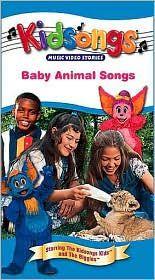 Kidsongs: I Can Sing Baby Animal Songs