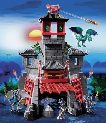 Hemmeligt dragefort - Playmobil Dragons 5480 Shop - Eurotoys - Legetøj online