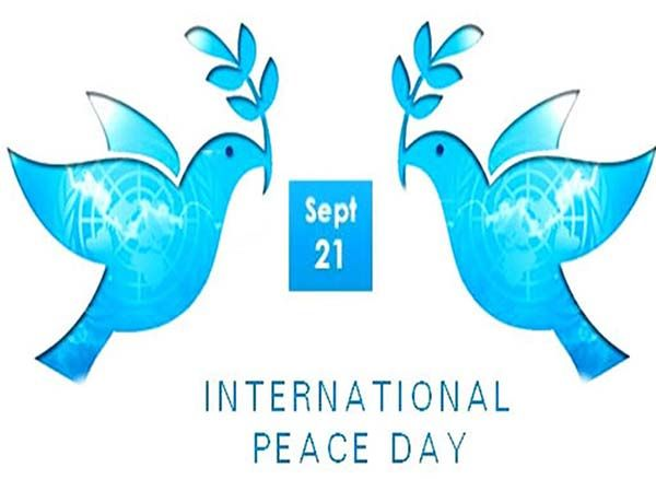 Darkness Cannot Drive Out Darkness, Only Light Can Do That. Hate Cannot Drive Out Hate, Only Love Can Do That.  Happy World Peace Day... 