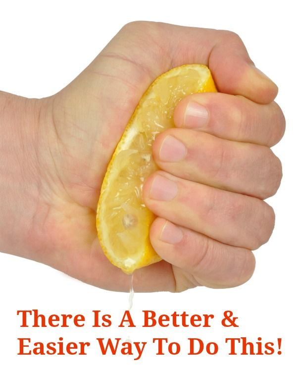 People Love The Jumbo Lemon Squeezer & Orange Juicer from Mediterranean Ways!