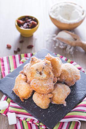 Sfinci siciliani: fritti e golosissimi. Buon Carnevale dalla Sicilia! [Italian Carnival _ Sfinci from Sicily]