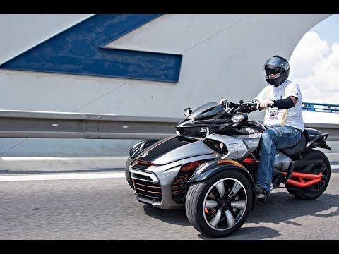 Have you heard about BRP Can-Am Spyder? Well this is mine Spyder F3s  Automobilista.eu - car reviews done bit differently!!!  In cooperation with  https://www.youtube.com/channel/UCJ-v2UUHYZwJItBKLk9jg7g