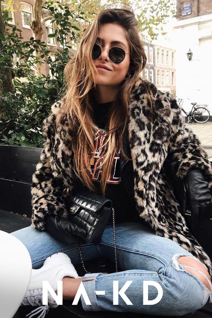 Auf der Suche nach dem perfekten Outfit? Entdecke deine neuen Lieblingsstyles bei NA-KD! Zeig deine wilde Seite mit aufregenden Leomustern von NA-KD. …