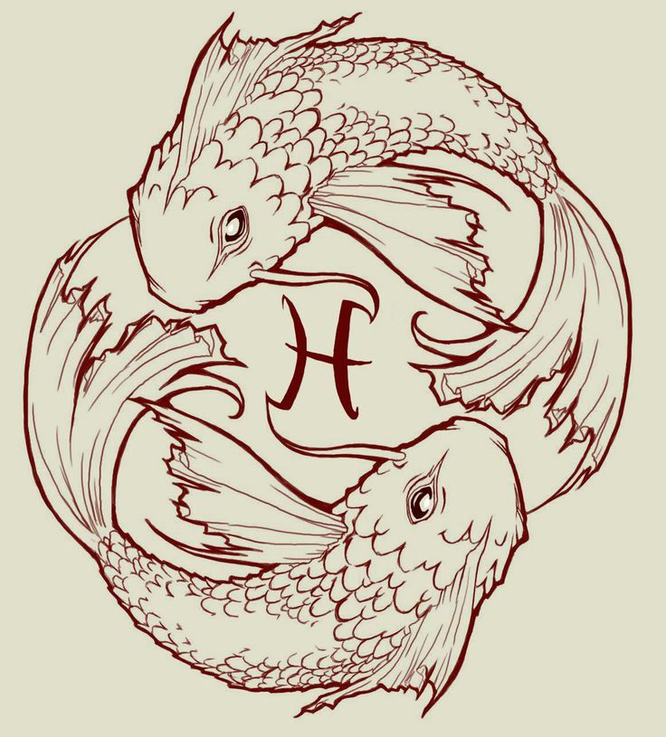 25 best ideas about pisces fish tattoos on pinterest for How much are koi fish