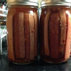 Pickled Sausage Allrecipes.com