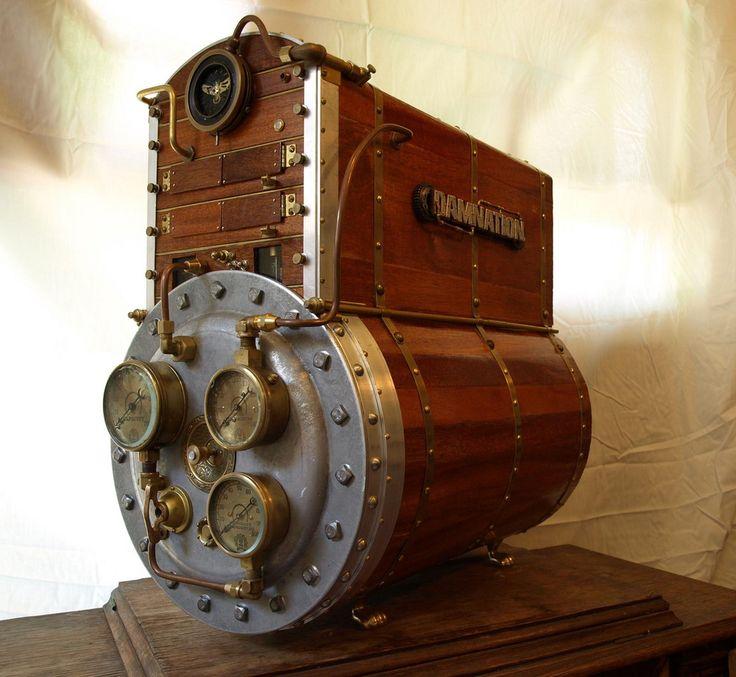 steampunk machine - Buscar con Google