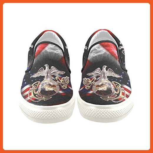 Zapatillas de deporte cl¨¢sicas de gamuza para hombre, True Blue, 4 M US