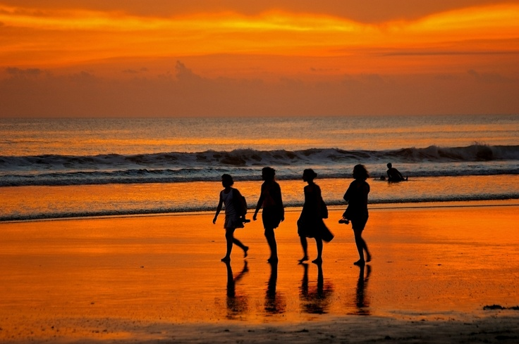 Seminyak, Bali, Endonezya...
