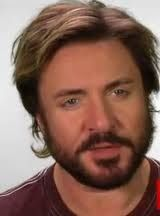 Simon LeBon - love him even more now that he's older, hairier, bear-ier...