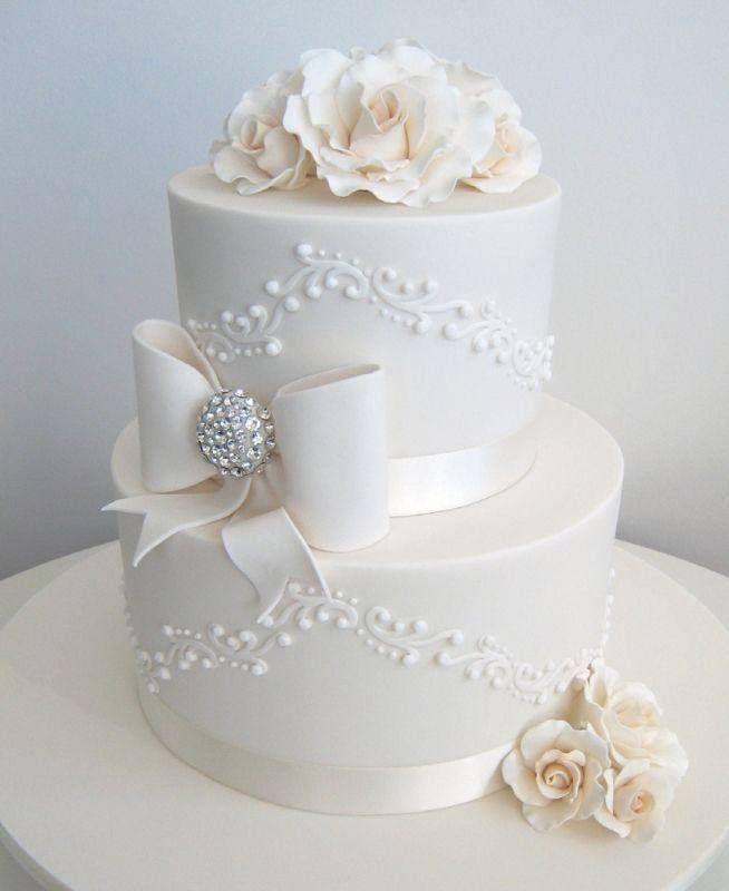 Wedding Ideas Queensland: Wedding Cake Roses, Wedding