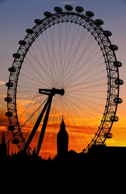 ISEP's Webmaster, Junior Iwuchukwu, thinks London, England is a must-see for…