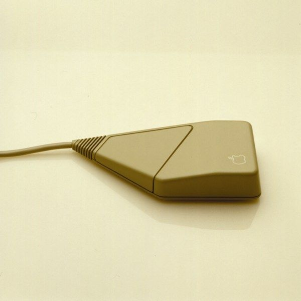 Apple prototype mouse.  #product  #design