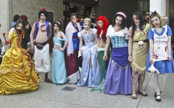 ★ Group Fancy Dress Costume Ideas | Halloween | Stag & Hen Parties ★