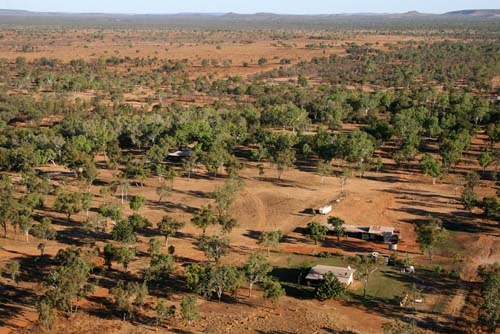 A new Northern Territory cattle station – Conways – is blending sound environmental practices, tourism and a pastoral business to forge its place in the landscape of the savannah country.