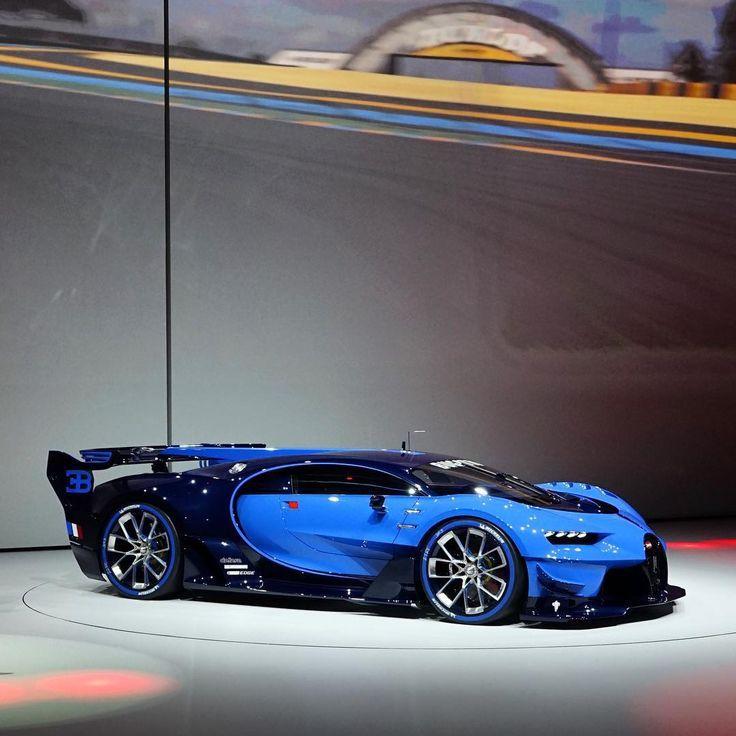 Bugatti Gran Turismo: 134 Best Bugatti Vision Gran Turismo Images On Pinterest