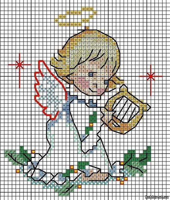 Manualidades en punto de cruz   ¿Te gusta bordar en punto de cruz?esperamos que si porque hoy veras los lindos gráficos en punto de cruz q...
