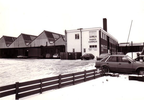 "Maplin Electronics on Twitter: ""It's 44 years since Maplin was born, this is the former dairy building that became Maplin's first HQ in Hadleigh #TBT https://t.co/ZKde9S5t6M"""