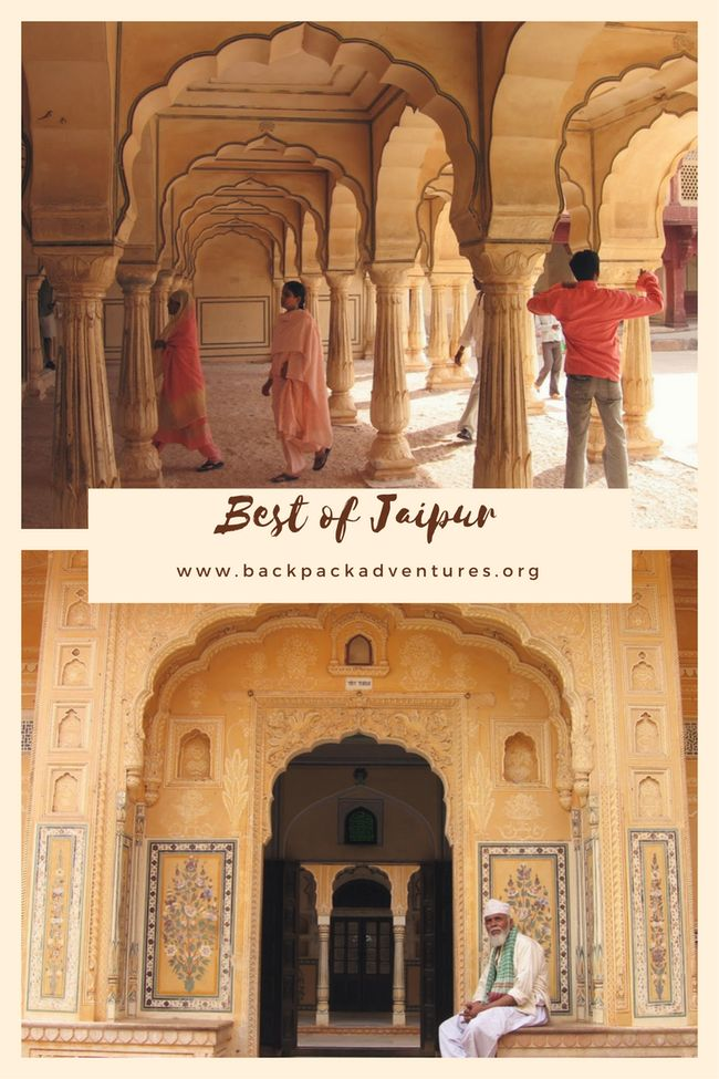 A guide to the top 10 things to do in the pink city of Jaipur, the biggest city of Rajasthan, including Ambert fort, monkey temple and the Hawa Mahal.