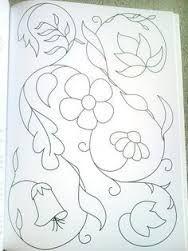 Resultado de imagen para patrones para bordar en lana