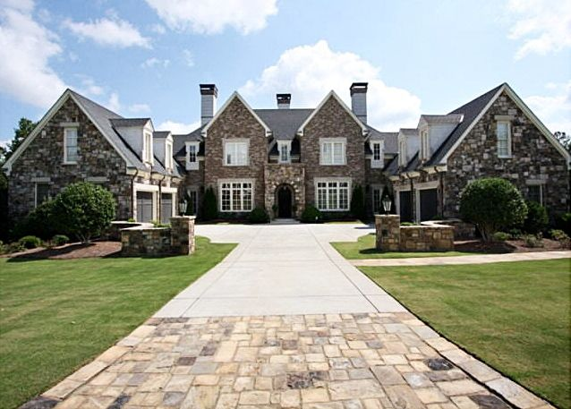 Ne yo 39 s house alpharetta ga cribs pinterest houses for House builders in ga