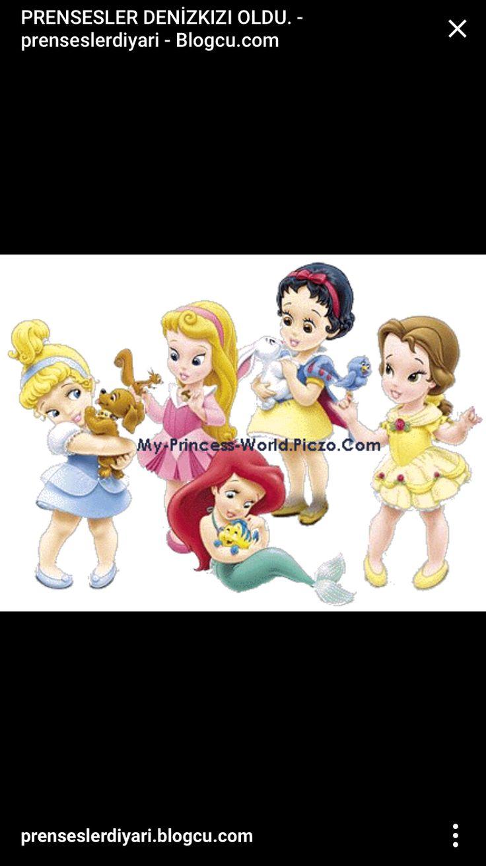 Kücük prensesler