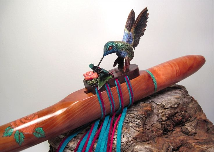 Native American flutes for sale, handmade by Oregon Tribal Artist Charles Littleleaf. Musician quality, easy to play native flutes.