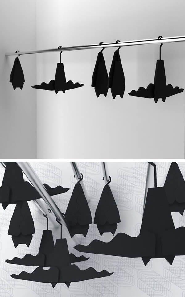 10 Coolest Hangers and Coat Racks - ODDEE